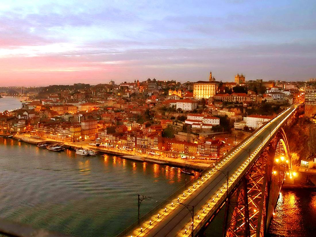 Porto - Santiago