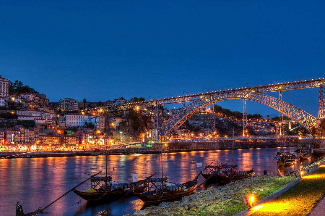 Porto - Santiago (Baiona)