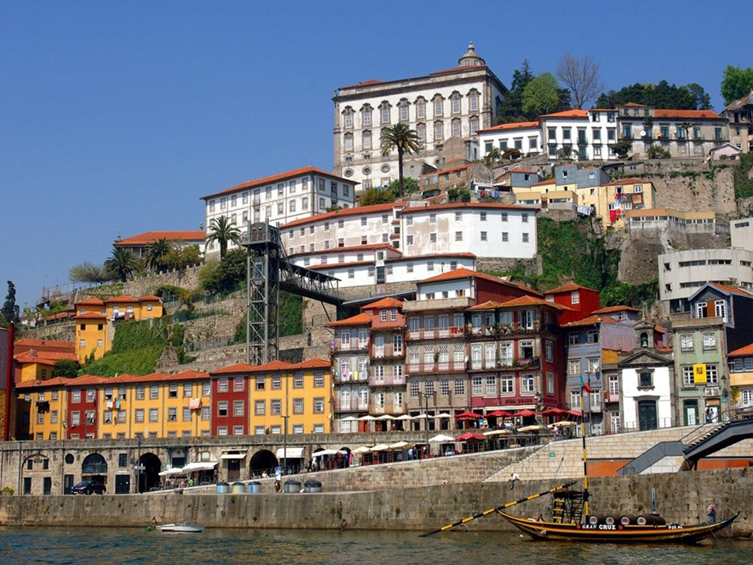 Porto - Tui (Extensão)